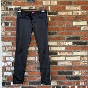 Black Lux Women's pants size 8🖤